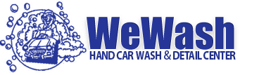 We Wash - Hand Car Wash & Detail Center